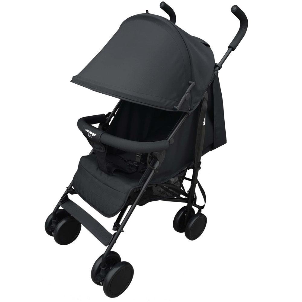 Carrinho de Bebê Voyage Park Preto IMP01658