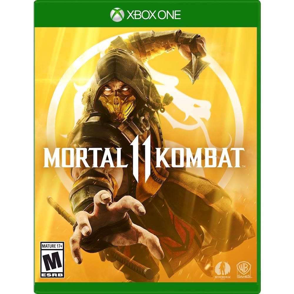 Mortal Kombat 11 Xbox One-XB1MKXI