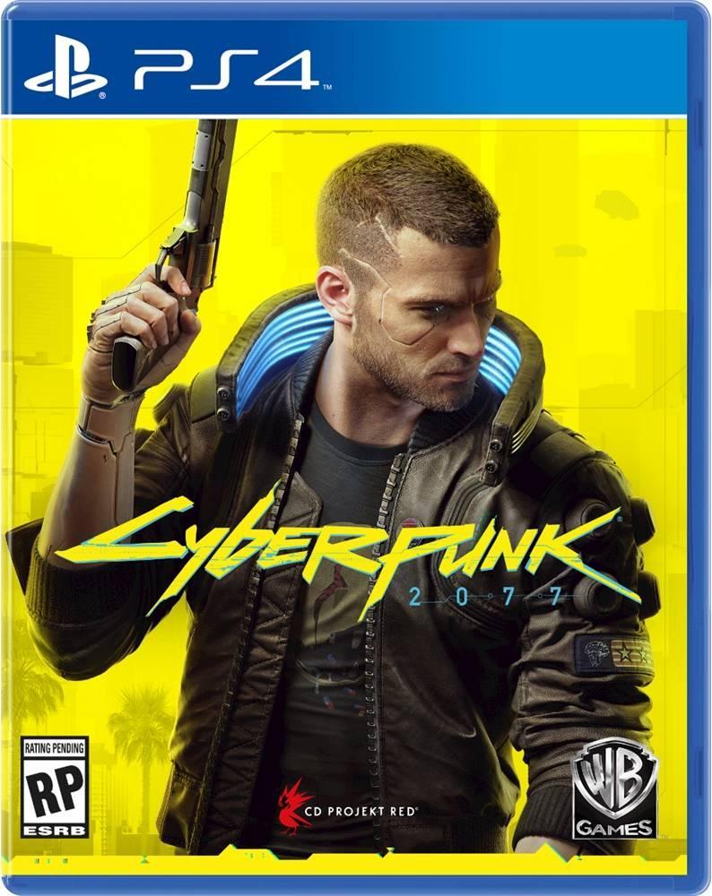 Cyberpunk 2077 Jogo para PlayStation 4-1000746373
