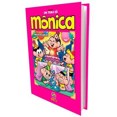 Livro-Infantil---Turma-da-Monica---Colecao-Um-Tema-So---Monica