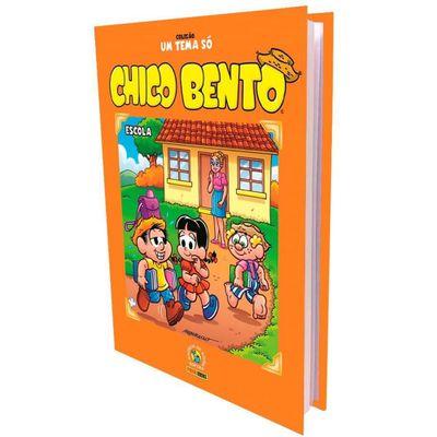 Livro-Infantil---Turma-da-Monica---Colecao-Um-Tema-So---Chico-Bento