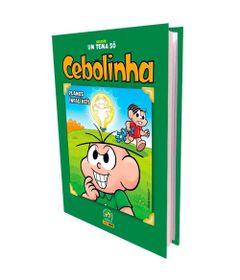Livro-Infantil---Turma-da-Monica---Colecao-Um-Tema-So---Cebolinha