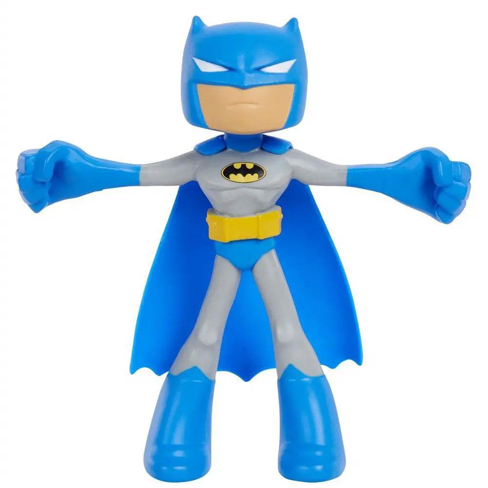 Mini Figura Flexível - 7 Cm - DC Comics - Batman - Azul -  Mattel
