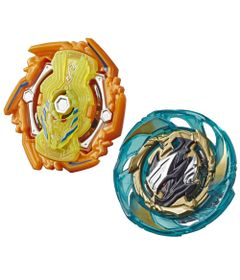 Kit-de-Pioes-de-Batalha---Beyblade-Burst-Rise---Air-knight-K5-e-Solar-Sphinx-S5---Hasbro