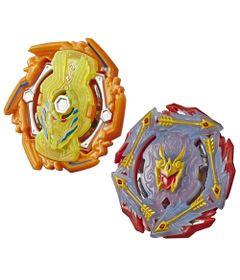 Kit-de-Pioes-de-Batalha---Beyblade-Burst-Rise---Solar-Sphnx-S5-e-Rudr---Hasbro
