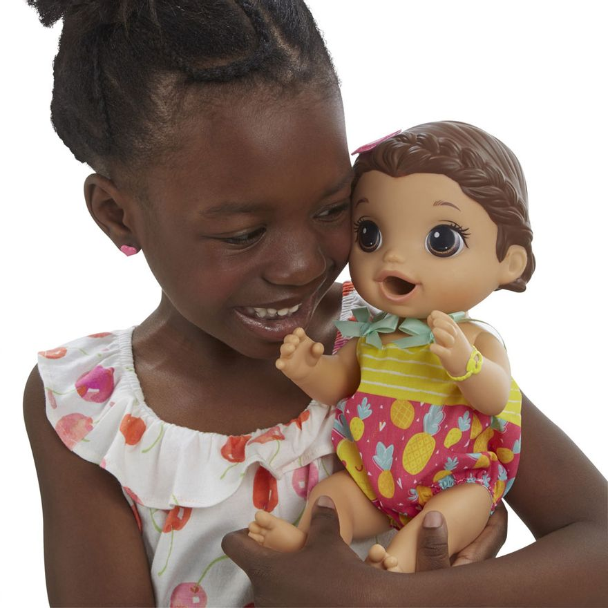 Boneca-Baby-Alive---Lanchinhos-Divertidos---Morena---Hasbro
