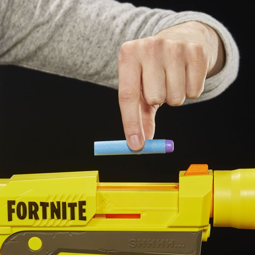 Lancador-de-Dardos---Nerf---Fortnite-SP-L---Elite-Dart-Blaster---Hasbro