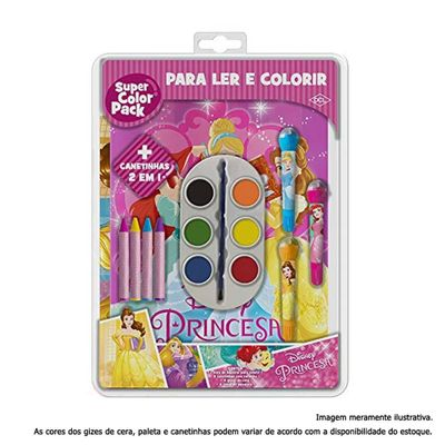 livro-de-colorir-super-color-pack-disney-princesas-dcl-editora_Frente