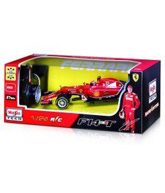 Carrinho---Radio-Control---Ferrari-F14-T--Maisto