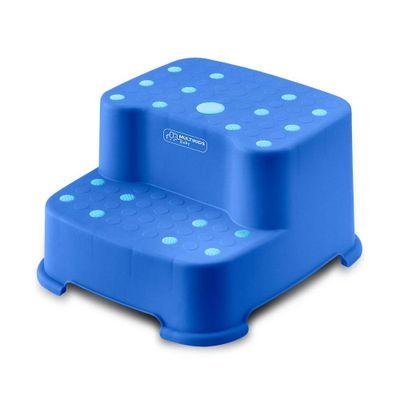 Escadinha-Infantil---Baby-Up-N-Down---Dois-Degraus---Azul---Multikids-0