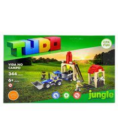 Blocos-de-Montar---Vida-No-Campo---344-Pecas---TUDO-Jungle-0
