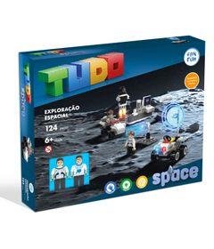 Blocos-de-Montar---Exploracao-Espacial---124-Pecas---TUDO-Space-0