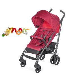 Kit-Carrinho-de-Passeio---Liteway-3---Red-Berry-e-Mobile-de-Carrinho---Girafinha---Chicco
