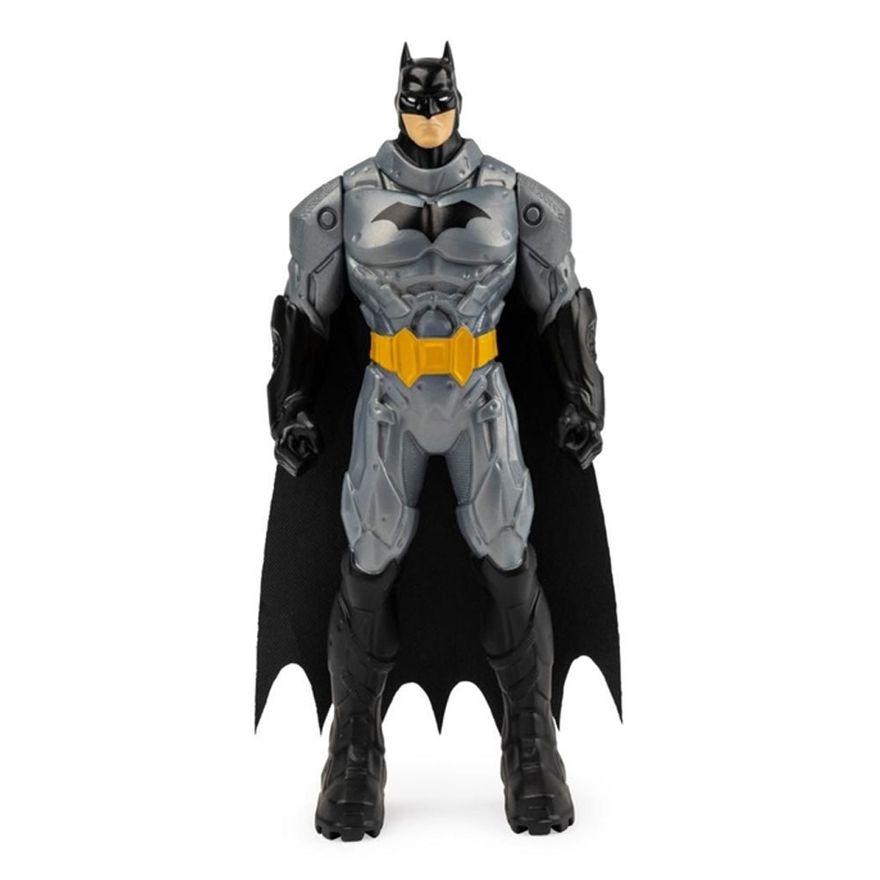 Figura-Articulada---14-Cm---DC-Comics---Batman---Armadura-Cinza---Sunny_Frente