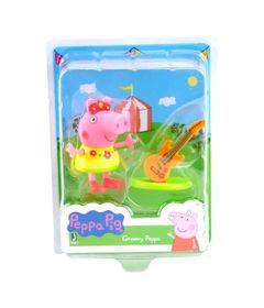 Mini-Figura-e-Acessorios---Peppa-S1-e-S2---Peppa-Pig---Guitarrista--Sunny_Frente