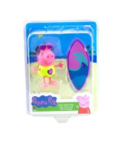 Mini-Figura-e-Acessorios---Peppa-S1-e-S2---Peppa-Pig---Surf---Sunny_Frente