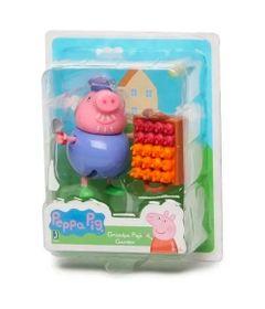 Mini-Figura-e-Acessorios---Peppa-S1-e-S2---Vovo-Pig---Sunny_Frente