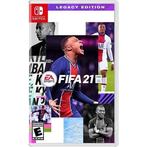 FIFA 21 Legacy - Switch