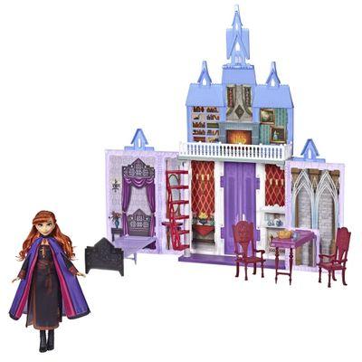 Kit-Playset-Castelo-de-Arendelle---38-Cm---Disney---Frozen-2-e-Boneca-Anna---Hasbro-1