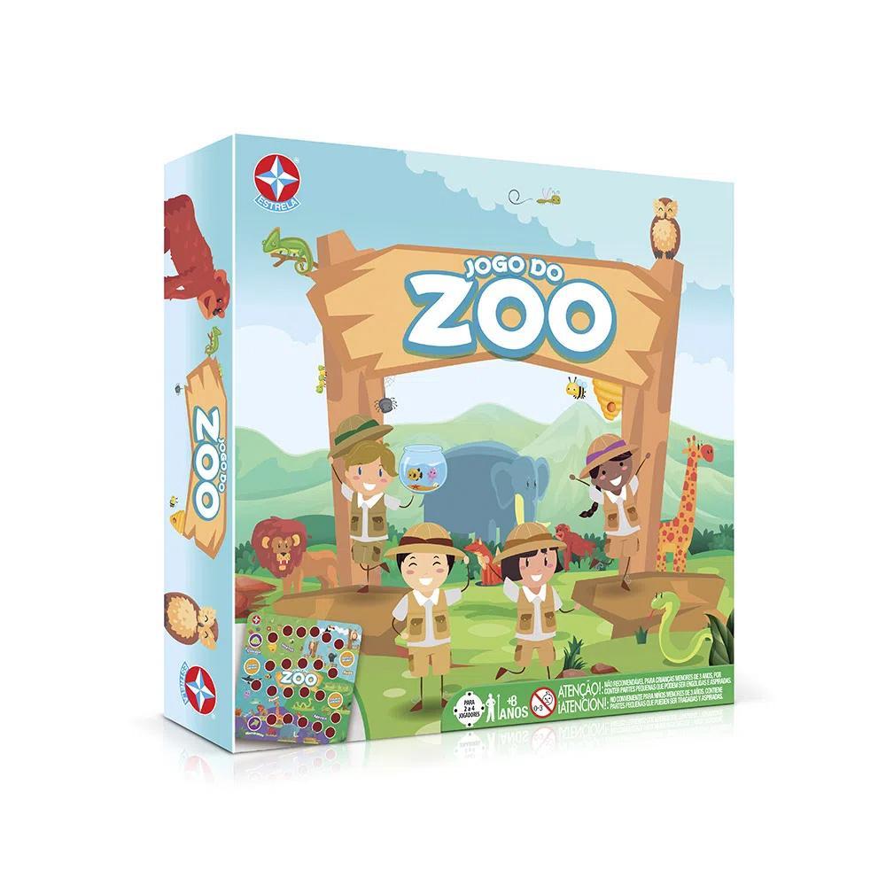 Jogo do Zoo Estrela 7+