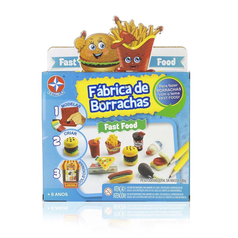 Fabrica de Borrachas Estrela Fast Food 8+