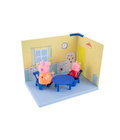 Playset---Cenario-da-Peppa-Pig---Mamae-Pig-e-Peppa---Sunny-0