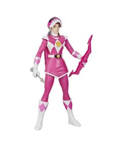 Figura-de-Acao---Hora-de-Morfar-Rosa---30cm---Power-Rangers---Hasbro-0