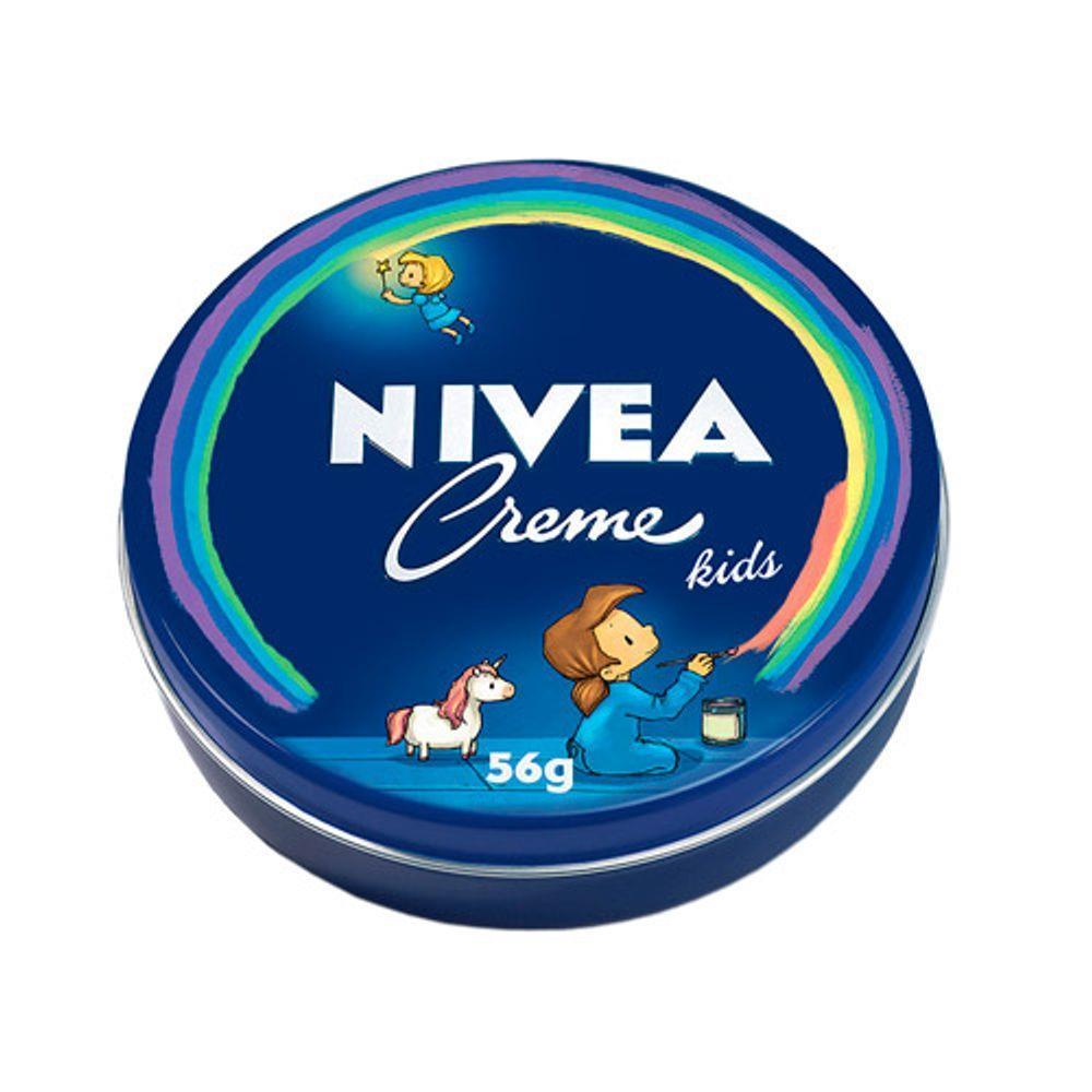 Nivea Creme Kids Lata 56g