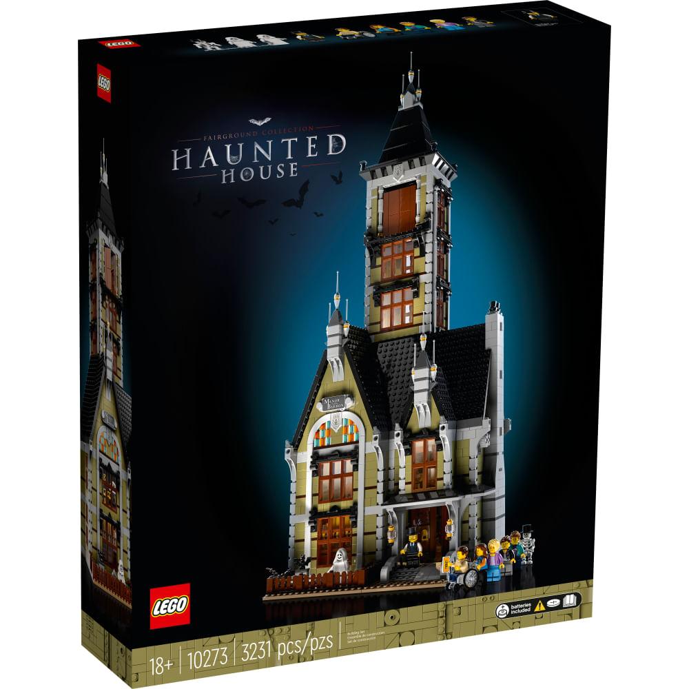 LEGO - Casa Mal Assombrada de Feira de Diversões - 10273