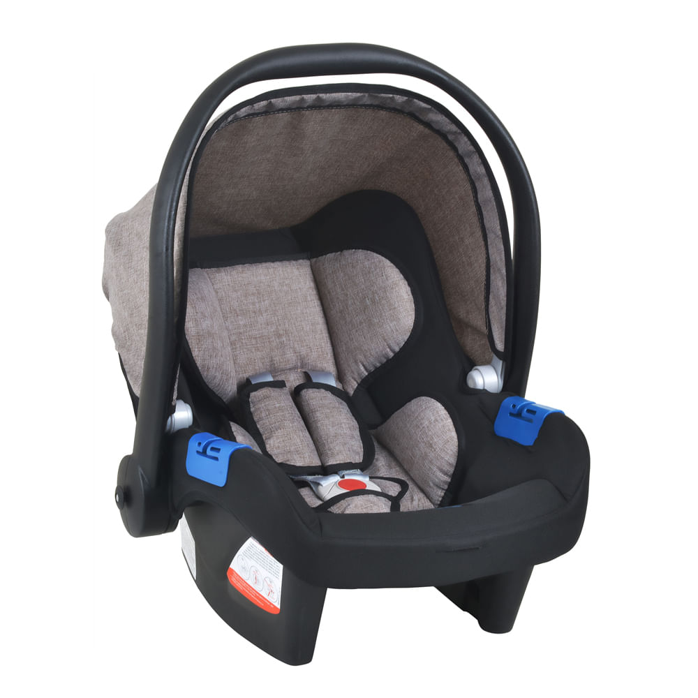 Bebê Conforto - Burigotto - Touring X - De 0 a 13 Kg - Bege