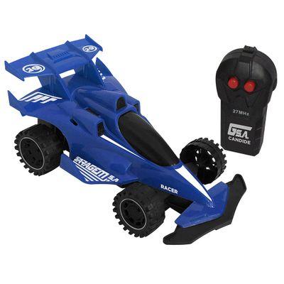 Oferta Veiculo De Controle Remoto - Bullet - Azul - Candide por R$ 61.99