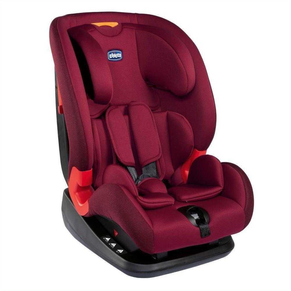 Cadeira Para Auto - De 0 a 36 Kg - Akita - Red Passion - Chicco