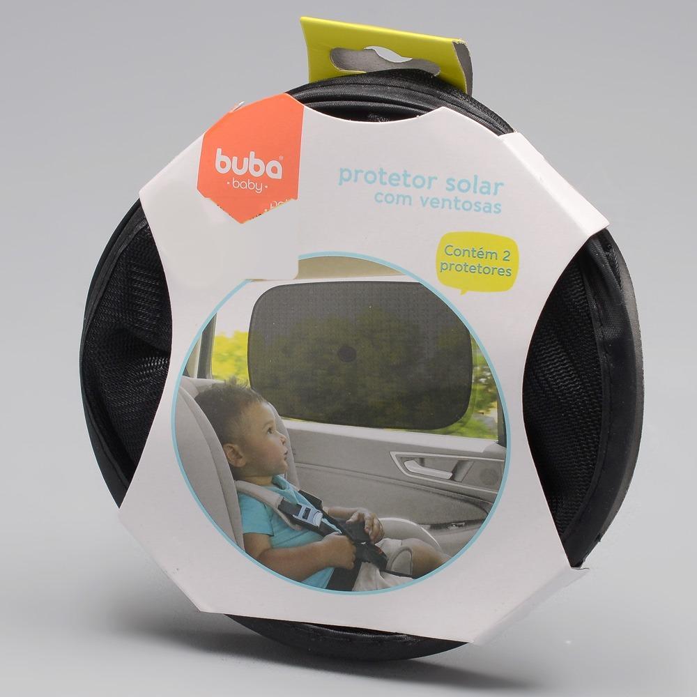 Buba Protetor Solar Para Carro Com Ventosas - 2 Uni