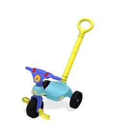 Triciclo-Fox-Racer-C--Empurrador---Azul---Xalingo-0