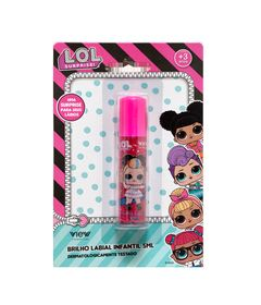 Maquiagem-Infantil---Brilho-Labial-Infantil---Lol---Vermelho---View-Cosmeticos-0