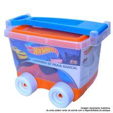 Acessorios-de-Praia-e-Piscina---Carrinho-com-Bau---Hot-Wheels---Fun_Frente