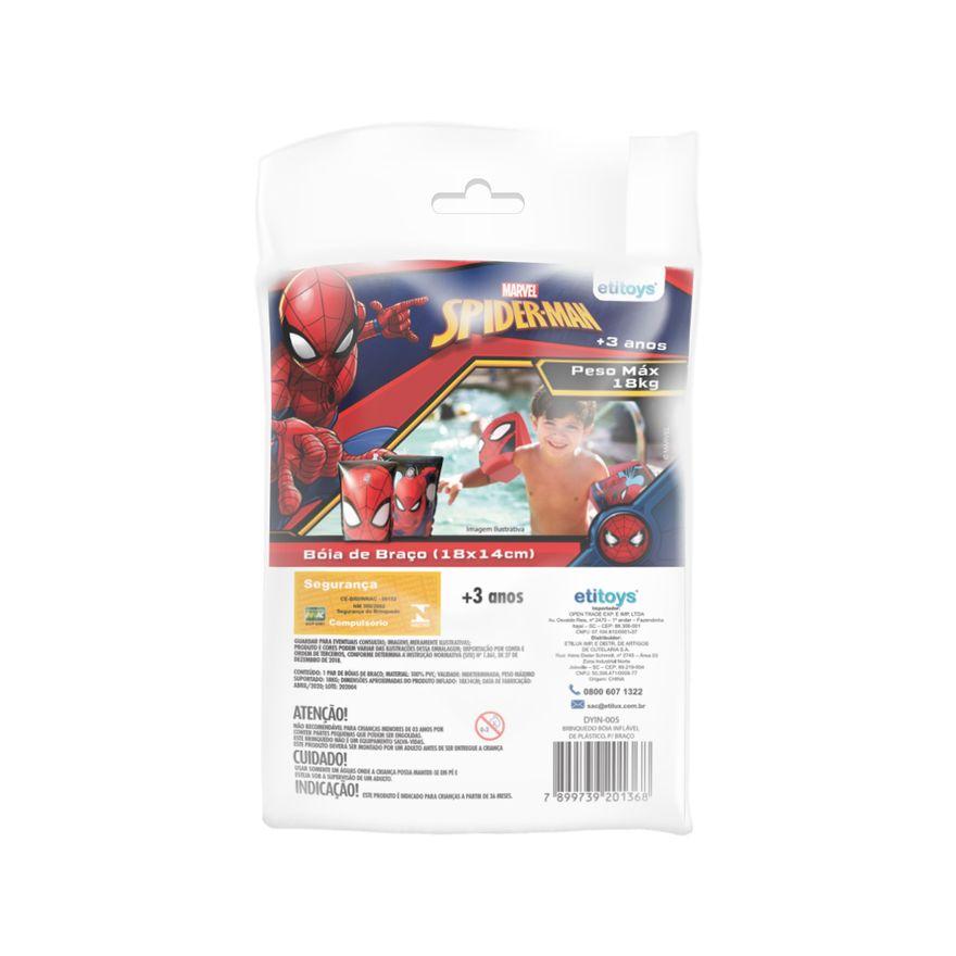 Boia-de-Braco---18X14---Spiderman---Etilux-0