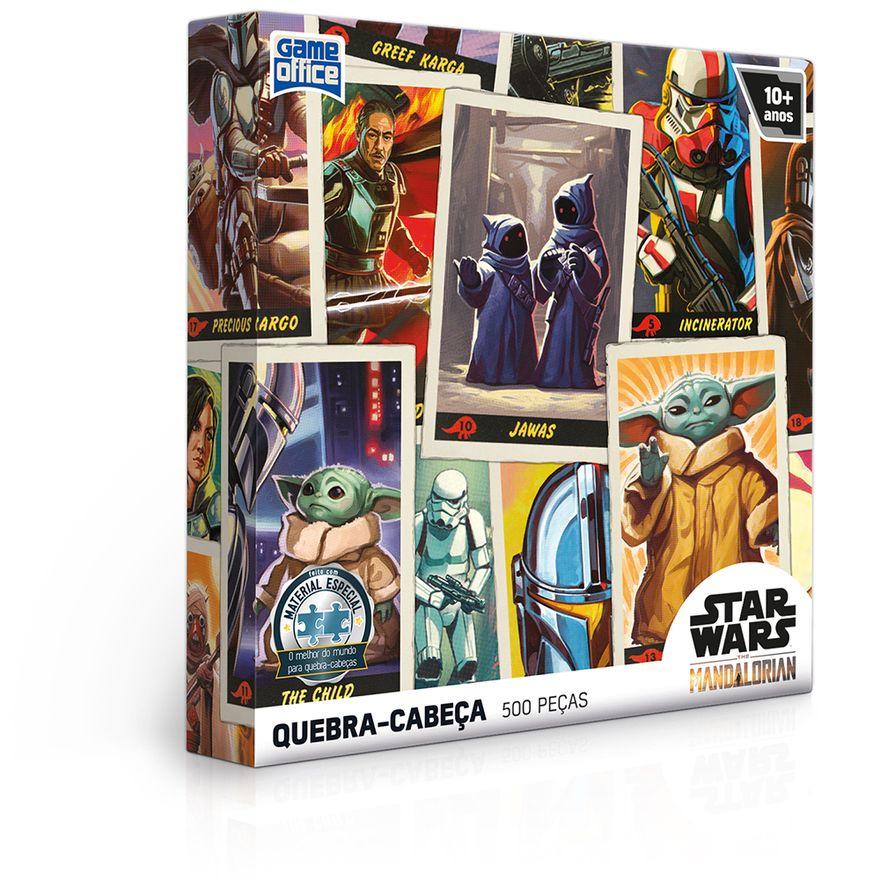 Quebra-Cabeca---500-Pecas---Star-Wars---The-Mandalorian---Toyster-0