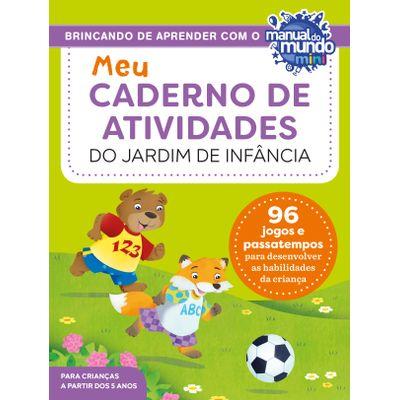 Livro-Meu-Caderno-de-Atividades---Jardim-da-Infancia---Catavento-0