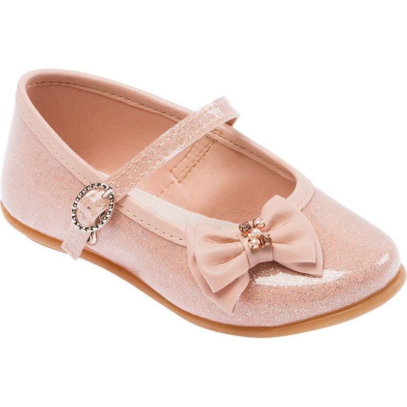 Sapato Nude com Glitter - Ri Happy Brinquedos