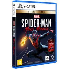 Jogo-PS5---Marvel---Spider-Man---Miles-Morales-Ultimate-Edition---Sony_Frente