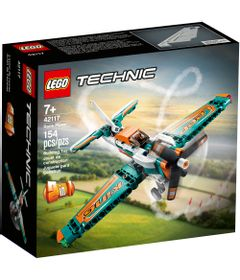 LEGO-Technic---Aviao-de-Corrida---42117-0