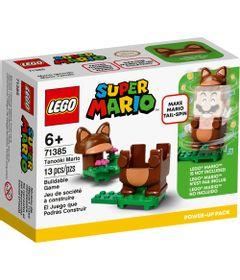 LEGO-Super-Mario---Pacote-Power-Up---Mario-Tanooki---71385-0