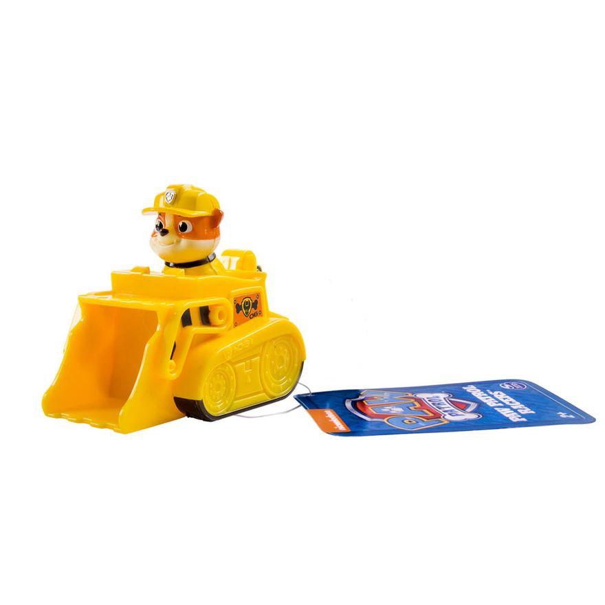 Mini-Figura-e-Veiculo---Rescue-Racers---Patrulha-Canina---Rubble---Sunny-1