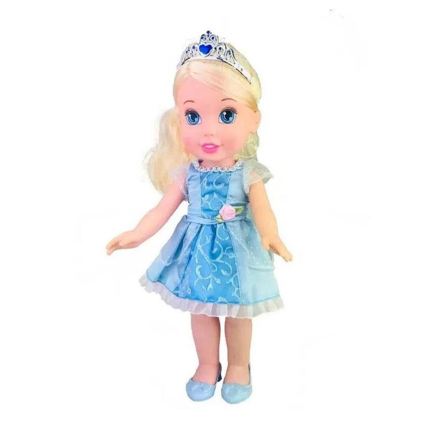 Boneca-30-Cm---Disney---Minha-Primeira-Princesa-Real---Disney---Princesas---Cinderela---Mimo_Frente