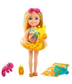 Barbie-Dreamhouse-Adventure---Chelsea---Conjunto-Praia-e-Bichinhos---Girafa---Mattel-0