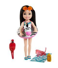 Barbie-Dreamhouse-Adventure---Chelsea---Conjunto-Praia-e-Bichinhos---Zebra---Mattel-0