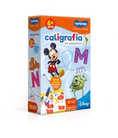 Kit-Educativo---Disney---Caligrafia---Toyster-0