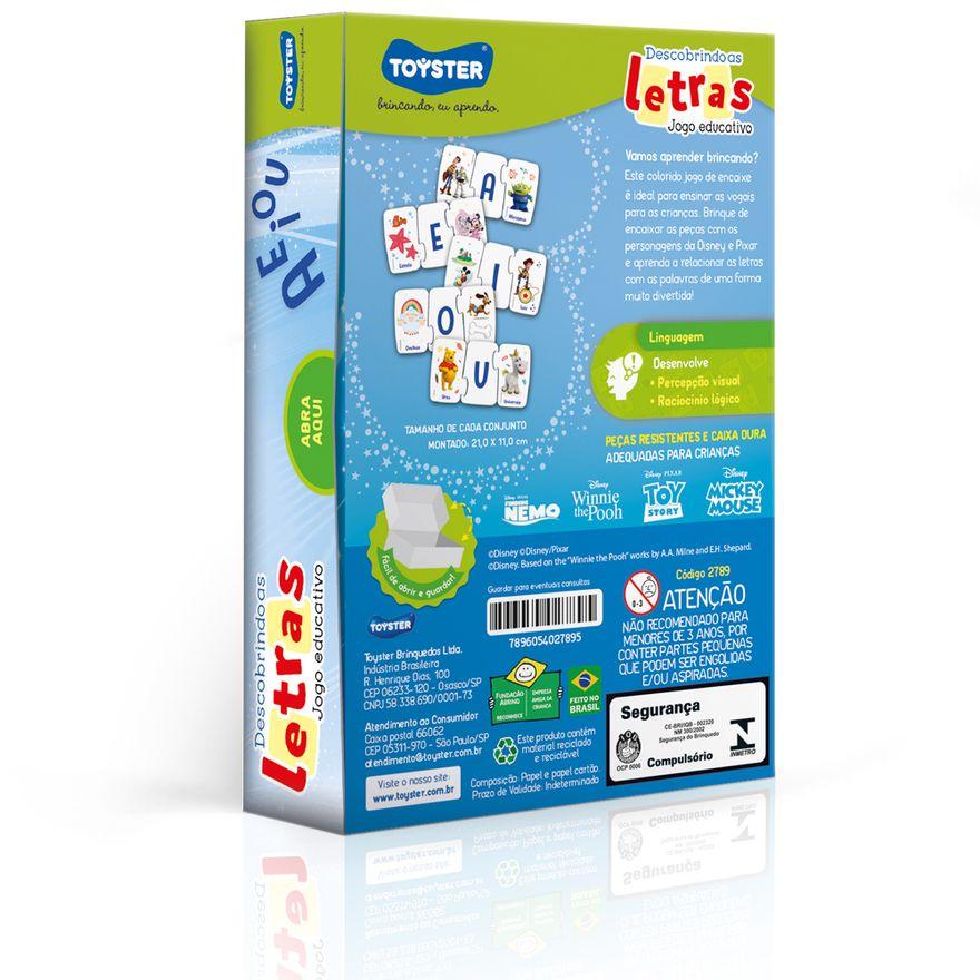 Jogo-Educativo---Descobrindo-as-Letras---Disney---Toyster-1