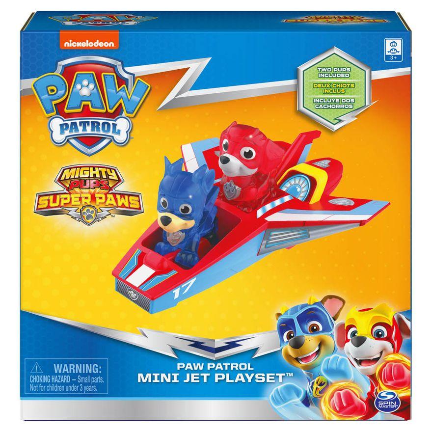 Playset---Patrulha-Canina---Mini-Jet---Chase-e-Marshall---Sunny-2